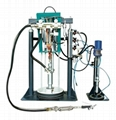 Insulating glass machine-Two-component