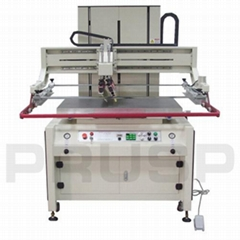 Electric Lifting Screen Printing Machine