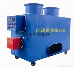 卓越品牌燃煤暖風爐