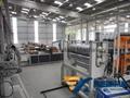 PVC glazed tile production line