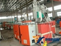 Co-extruded PP, PE pipe production line