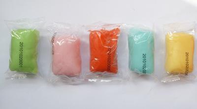 橡皮泥  小袋类包装加工 1