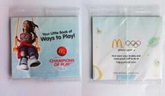 代客包装拼图 贴纸 卡片类包装加工