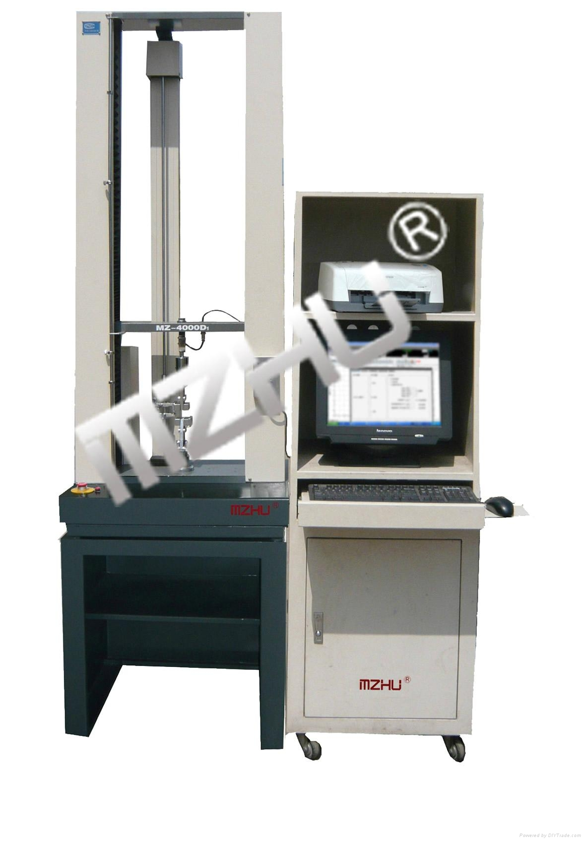电脑控制万能材料试验机 1