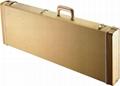 Bass guitar case,electric guitar double