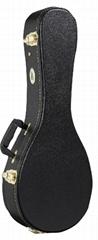 Mandolin guitar case,wooden musical instrument bag