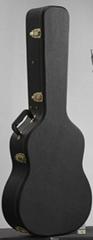 古典木质吉他盒