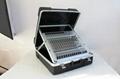 ABS 12UK Sound Consoler Rack Case ABS