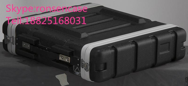 ABS rack case 2U/17 inch ABS rack case 2U/ABS Standard 2U Rack Case 1
