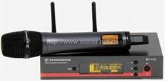 1:1  New Sennheiser EW135G3 Wireless Microphone System