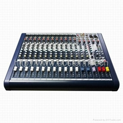Soundcraft Professional Audio Mixer MFX12/2