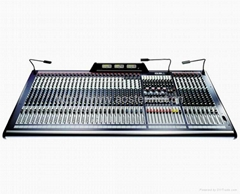 Soundcraft GB8- 24 Channel Live Audio Mixer Plus Flight Case