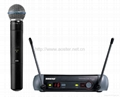 SHURE PGX24/BETA58 Wireless Microphone Manufacturer