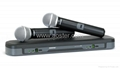 SHURE PG288/PG58 Wireless Microphone
