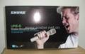 SHURE Dual Wireless Microphone UR-8D/Singing/Speaking/Shows