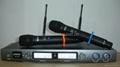 SHURE Wireless Microphone UR8DS/UHF Dual Wireless Microphone