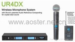 SHURE UR4DX UHF Wireless microphone