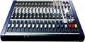 Soundcraft Professional Audio Mixer MFX12/2