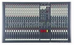 Soundcraft LX9- 24 Channel Live Audio Mixer Plus Flight Case