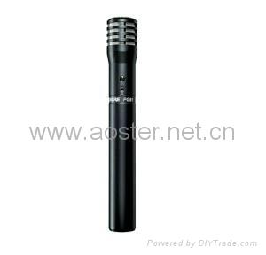 SHURE PG81-XLR Condenser Microphone 1