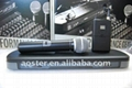 SHURE  PG288/PG58 Wireless Microphone Manufacturer