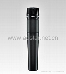 SHURE SM57LC Instrument Microphone/Exporting Version