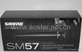 SHURE SM57LC Instrument Microphone/Exporting Version  3