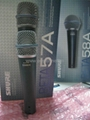SHURE BETA 57A Instrument Microphone/Exporting Version