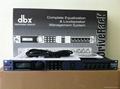 DBX Drive Rack 260/Exporting Version Speaker management 2
