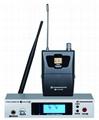New Professional Sennheiser  EW600 IEM Wireless In Ear Monitoring System