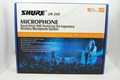 SHURE UR24D Wireless microphone/Ture Diversity/Great Performance