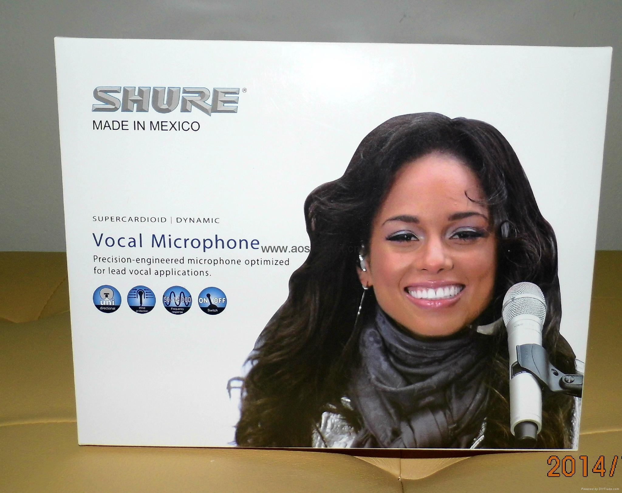 Shure Microphone KSM9/Top qualtiy wired microphone 5