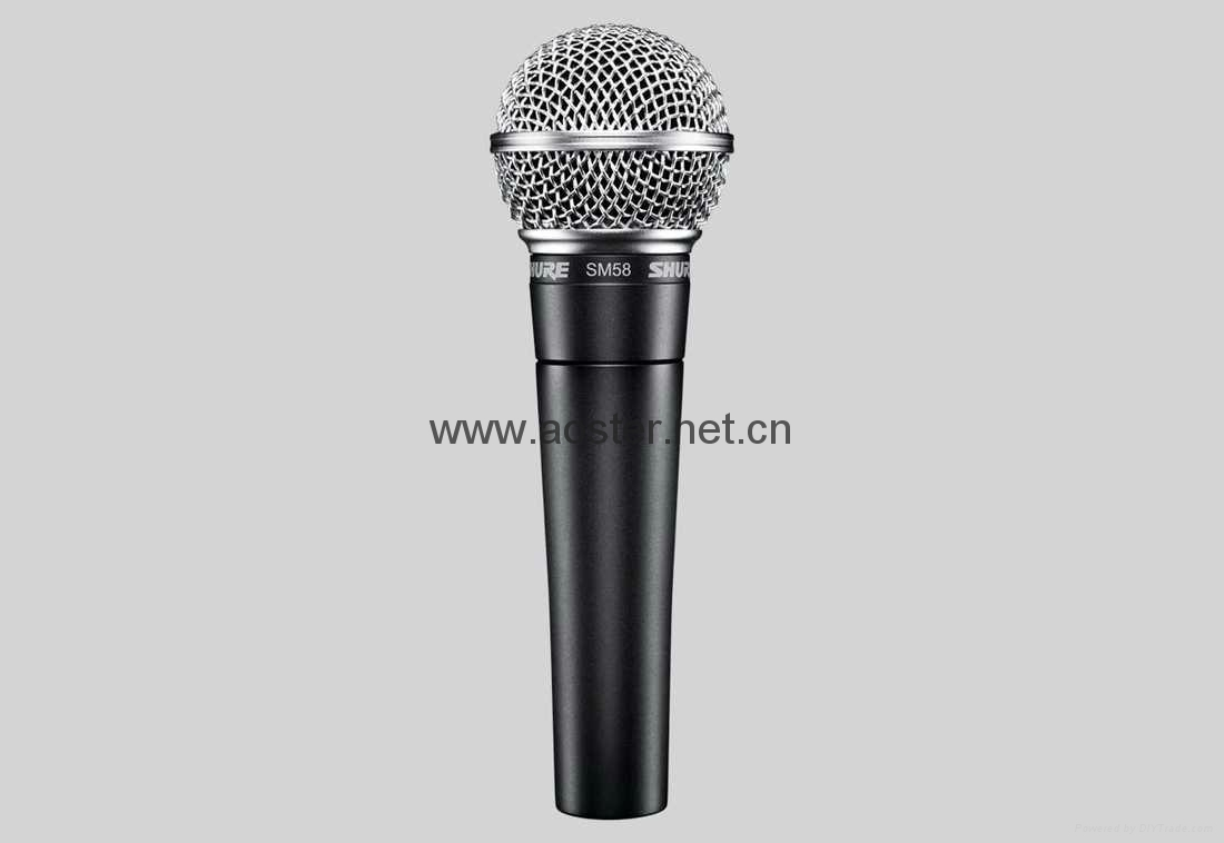 SHURE SM58LC Vocal Microphone(Exporting Version 1:1 Top)