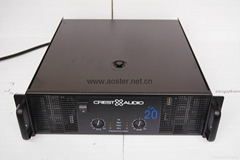 Crest Audio Amplifier CA