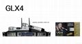 SHURE Wireless Microphone GLX24/BETA58/Dual Wireless microphone