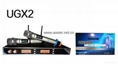 SHURE Wireless Microphone UGX24/BETA58/Dual Wireless microphone