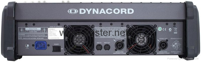 Dynacord PowerMate 1000-3( Exporting Version Quality) 3