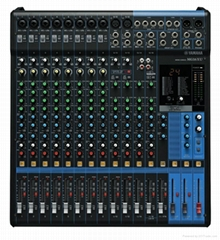 Yamaha MG16XU 16-Channel Mixer with Effects, Portable Mixing Console