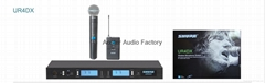 UHF Wireless microphone UR4DX/IR Transmitter