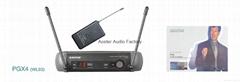 SHURE PGX24 /WL93 Bodypack  Wireless Microphone Manufacturer