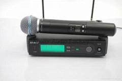 Shure Wireless Microphone SLX24/BETA58(Exporting Version1:1)