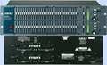 Ashly Audio GQX-3102 Dual 31-Band Graphic Equalizer