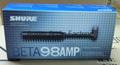 SHURE Drum Microphone BETA98AMP/Exporting Version1:1