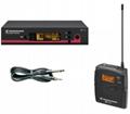 Sennheiser EW 122 G3 Wireless Lavalier Microphone System