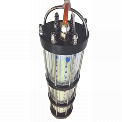 220V 1500W LED underwater fishing light for fishing boat