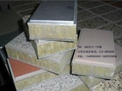 A级防火外墙保温装饰板