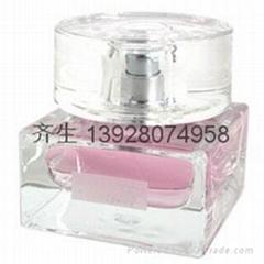 高檔玻璃香水瓶