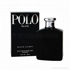 黑色玻璃香水瓶