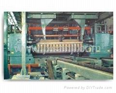 液壓機雙卡軸旋切機