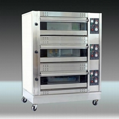 Gas Oven  (Real Manufacturer)
